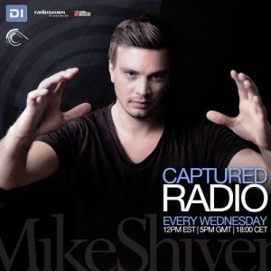 Captured Radio Show with Mike Shiver Episode 412 (2015-04-08) guests Fisherman & Hawkins