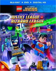 LEGO супергерои DC: Лига справедливости против Лиги Бизарро / Lego DC Comics Super Heroes: Justice League vs. Bizarro League (2015) HDRip/BDRip 1080p