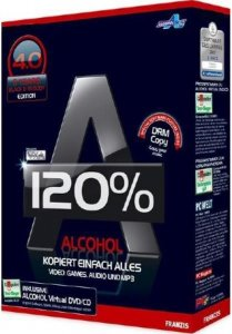 Alcohol 120% 2.0.3 Build 7612 Retail