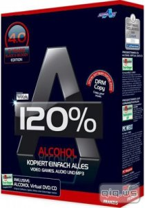Alcohol 120% 2.0.3.7612 Retail RePack by KpoJIuK