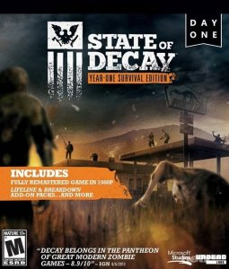 State of Decay: Year One Survival Edition (2015/RUS/ENG/MULTi7)