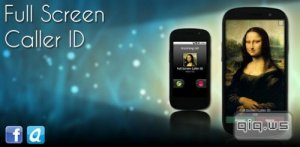 BIG! Full Screen Caller ID Pro v3.4.7 (2015/Rus) Android