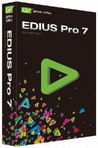 Grass Valley EDIUS Pro 7.50 Build 191 (x64) RePack by PooShock