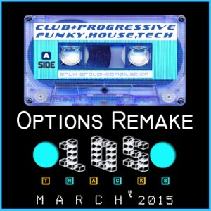 Options Remake 100 Tracks 2015 April