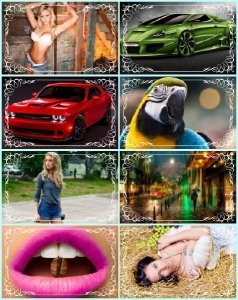 Wallpapers Mixed HD Pack 10
