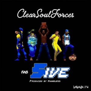 Clear Soul Forces - Fab Five (2015)