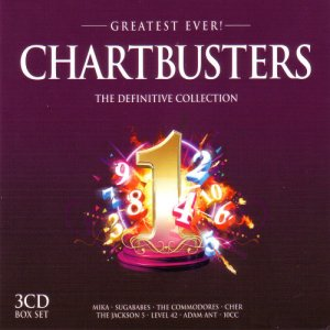 Artist Performer - Greatest Ever Chartbusters [Box Set] 3CD
