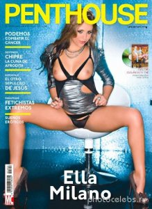 Penthouse [Spain] - April-May (2011)
