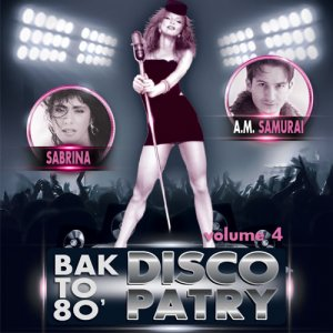 Bak to 80' Disco Party - Vol.4 (2015)