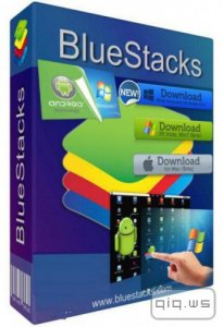 BlueStacks HD App Player Pro v.0.9.27.5408  Mod + Root + SDCard (Android 4.4.2 Kitkat)