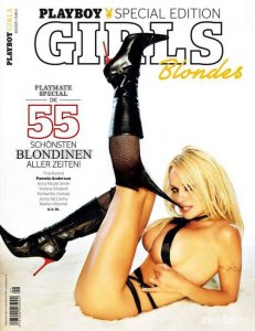 Playboy. Special Edition. Girls Blondes (2015) Germany