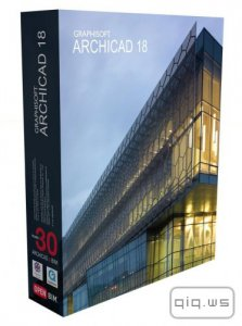 ArchiCAD 18 Build 6000 Final (x64) Russian