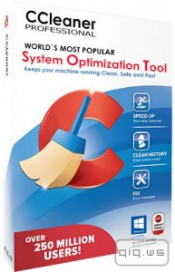 CCleaner Professional / Business / Technician 5.07.5261 Final