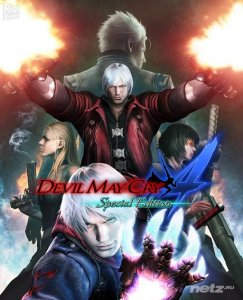 Devil May Cry 4: Special Edition (2015/ENG/MULTi6/RePack от FitGirl)