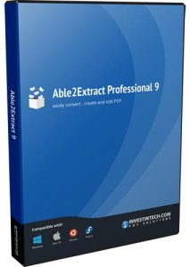 Able2Extract Professional 9.0.11.0