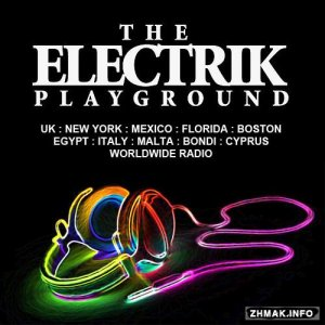 Andi Durrant & Philip George - The Electrik Playground (01 August 2015) (2015-08-01)