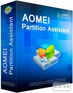 AOMEI Partition Assistant Technician Edition 5.6.4 RePack by KpoJIuK