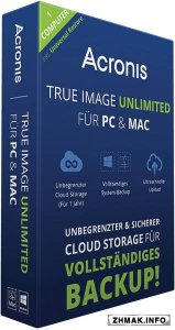 Acronis True Image 2016 19.0 Build 5586 Final + BootCD + Media Add-ons