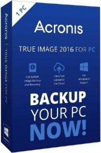 Acronis True Image 2016 19.0 Build 5586 Final