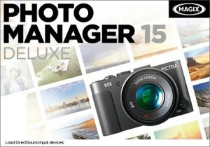 MAGIX Photo Manager 15 Deluxe 11.0.2.36
