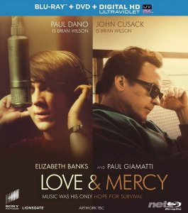 Любовь и милосердие / Love & Mercy (2015) HDRip/BDRip 720p