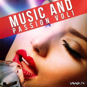DJ B - Music And Passion Vol 1 (2015)