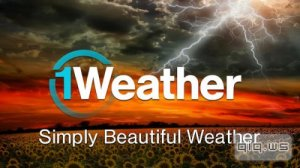 1Weather Pro: Widget Forecast Radar v3.3.3 (Android)
