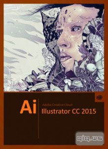 Adobe Illustrator CC 2015.1.1 19.1.1 RePack by D!akov ML/RUS [x86/x64]