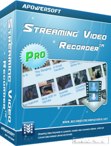 Apowersoft Streaming Video Recorder 5.1.1 - 30.11.2015