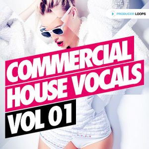 Commercial House Vocals - Disciples Control (2015)