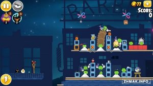 Angry Birds Seasons v5.4.0 [2015/Unlimited Items/Unlock/Android]