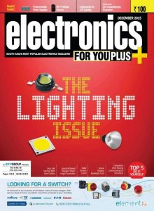 Electronics For You №12 (December 2015)