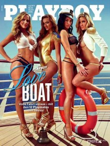Playboy №1 (Januar 2016) Germany