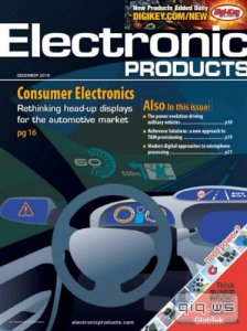 Electronic Products №12 (December 2015)