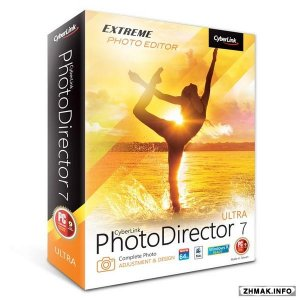 CyberLink PhotoDirector Ultra 7.0.7123.0 + Русификатор