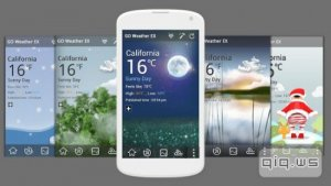 GO Weather EX & Widgets Premium v5.48 [Rus/Android]