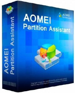 AOMEI Partition Assistant 6.0 Pro | Server | Technician | Unlimited Repack Diakov