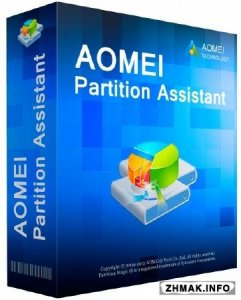 AOMEI Partition Assistant Professional/ Server/ Technician/ Unlimited Editions 6.0