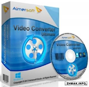 Aimersoft Video Converter Ultimate 6.8.0.0 + Русификатор
