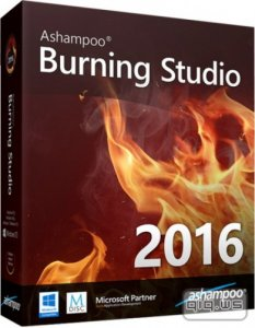 Ashampoo Burning Studio 16.0.4.4 Final + Portable by PortableAppZ (ML/RUS)