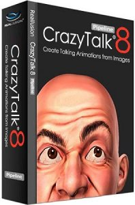 Reallusion CrazyTalk Pipeline 8.0.1218.2 Retail + Resource Pack