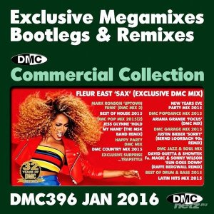 Various Artist - DMC Commercial Collection 396 - January 2016 (2016)