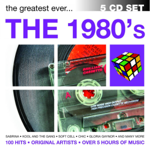 The Greatest Ever - The 1980s (5CD)