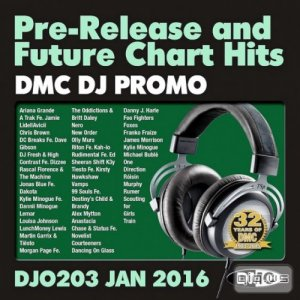 DMC DJ Promo 203 - January (2016)