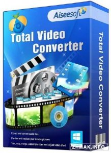 Aiseesoft Total Video Converter 9.0.10 + Русификатор