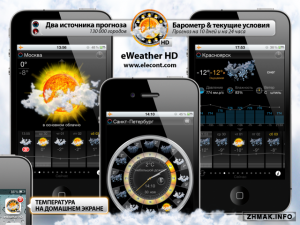 EWeather HD v5.7.5 Patched