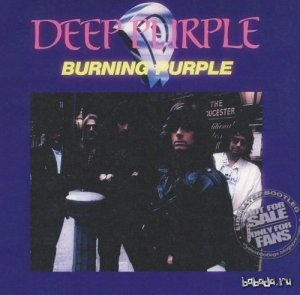 Deep Purple - Burning Purple (1991) Lossless