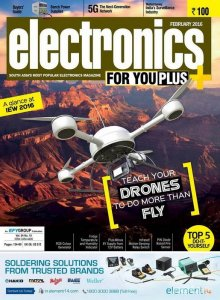 Electronics For You №2 (February 2016)