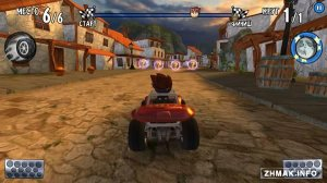 Beach Buggy Racing v1.2.11 [Mod/Rus/Android]