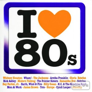 I Love 80s - Sony Music (2016)